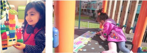 park, learning, fun, jigsaw